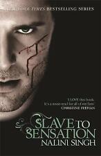 Slave to Sensation: The Psy-Changeling Series, Nalini Singh, New condition, Book