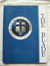 2005 BLANCHET HIGH SCHOOL YEARBOOK SALEM OREGON  THE BLADE UNMARKED