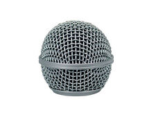 Microfono cesta per ad esempio SHURE sm58 RICAMBIO Cesto adatto per Shure SM 58