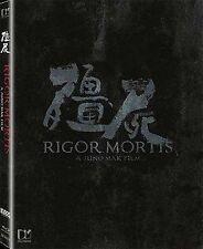 "Juno Mak ""Rigor Mortis"" Chin Siu Ho HK 2013 Horror Region A Blu-Ray"