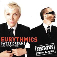 EURYTHMICS - Sweet dreams Remix / I've got a life