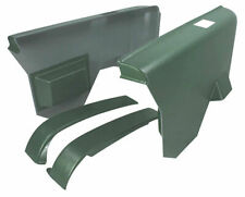 RestoParts Dark Green Rear Armrest Panel Set 1970-1972 GTO Chevelle Monte Carlo