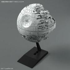 Star wars Vehicle model 013 Death Star II Model kit Bandai Japan New***