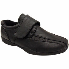 NEW WOMENS LADIES COMFORT TOUCH LOW WEDGE FLAT COMFORT GRIP WORK SHOES SIZE