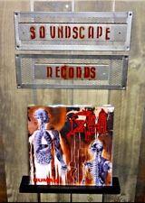 Death: Human Reissue Vinyl LP. Scream Bloody Gore. Spiritual Healing. Leprosy.