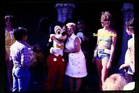 Pretty Woman, Magic Kingdom Walt Disney World in 1980, Ektachrome Slide aa 8-25a