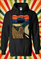 Gingerbread Cookie Monster Scream Men Women Unisex Top Hoodie Sweatshirt 2214