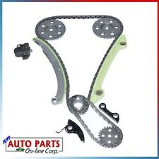 NEW TIMING CHAIN KIT FORD FOCUS 02-11 TRANSIT CONNECT 10-12 MX-5 06-09 2.0L L4