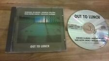 CD Folk Gebhard Ullmann / A Willers /HD Lorenz - Out To Lunch (8 Song) NABEL REC