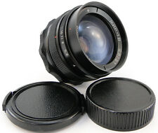 ⭐SERVICED⭐ MIR-1 37mm f/2.8 Russian USSR Wide Angle Lens Mount M42 Sony A 7 A9