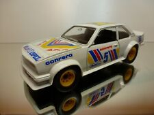 POLISTIL SN27 OPEL ASCONA 400 #5 CONRERO - WHITE 1:24 - GOOD CONDITION