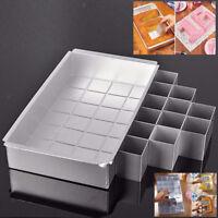 Adjustable Letters Number Free Shape DIY Cake Mold Pan Chocolate Baking Tins