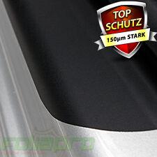 LADEKANTENSCHUTZ Schutzfolie für VW TIGUAN 2 ab 2016 - 150µm schwarz