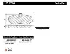Disc Brake Pad Set fits 2005-2009 Land Rover LR3 Range Rover,Range Rover Sport