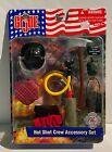 Hasbro GI Joe Hot Shot Crew Accessory Set Fire & Rescue Team 2002