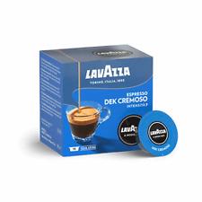 108 DECAFFEINATO DEK CREMOSO lavazza a modo mio originali capsule  cialde caffe