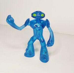 """Ben10 Blue Echo Echo Ultimate Alien Figurine 4"""" McDonald's Action Figure #3"""