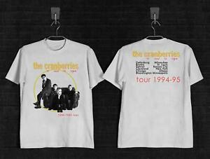 The Cranberries Concert Tour T Shirt 1994 - 1995 NEW S-3XL