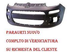 PARAURTI ANT ANTERIORE FIAT NUOVA PANDA 2012 VERNICIATO 565/A GRIGIO ARGENTO