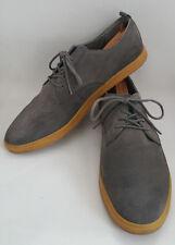 CLAE Ellington Grey Gray Suede Leather Sneaker Shoes Mens US 13 / EU 47 Casual