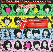 ROLLING STONES CD - SOME GIRLS [REMASTERED](2009) - NEW UNOPENED - ROCK