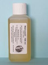 100 ml Walnussöl (100 % Bio ), 1. Kaltpressung