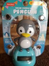 Solar Powered Dancing Toy New - Penguin
