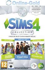 Les Sims 4 Vampires + En plein air + Chambre d'enfants - EA Origin PC Clé - FR
