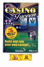 Casino Tycoon PC Game Economic Management Simulation