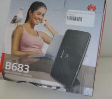 Wifi Huawei B683 3G UMTS Modem 28Mbps ohne Simlock ohne Netlock Wifi 150Mbps