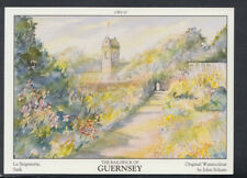 Channel Islands Postcard - The Bailiwick of Guernsey - La Seigneurie, Sark T4275
