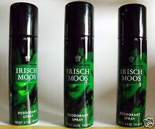 SIR Irisch Moos Deo Spray   Deodorant  3er Pack 3 x 150 ml (EUR 6,32 / 100 ml)