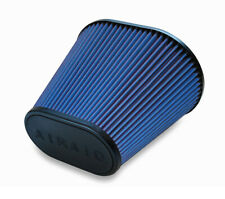 """AIRAID SynthaMax Blue Oval Tapered 9/"""" Air Filter #723-472"""