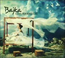 BAJKA - ESCAPE FROM WONDERLAND [DIGIPAK] USED - VERY GOOD CD