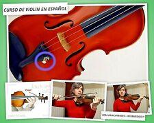 Curso de Violin - Tocar Violin Para Principiantes - Intermedios DESCARGABLE