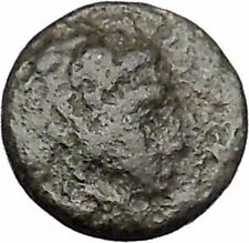 ALEXANDER III the GREAT 336BC RARE Quarter Unit Small Ancient Greek Coin i47317