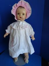"VINTAGE 26""  COMPOSITION BABY DOLL- UNMARKED"