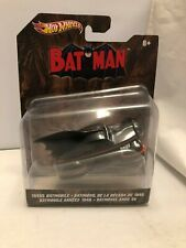 Hot Wheels Batman 1940's Batmobile Mattel NEW