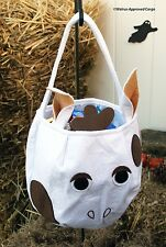 POTTERY BARN KIDS HORSE TREAT BAG -NWT- LET THE LITTLE ONE SADDLE UP FOR GOODIES