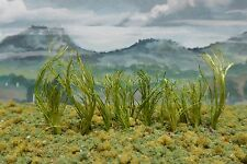 MODEL TALL GRASS / WATER REEDS PACK HO SCALE.