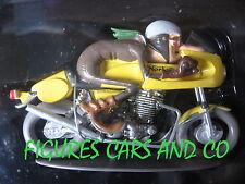 SERIE 2 MOTO JOE BAR TEAM 31 NORTON 750 COMMANDO PRODUCTION RACER 1972 / SAMMY