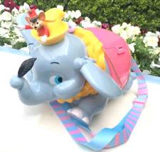 Dumbo Timothy Tokyo Disneyland Resort Popcorn Bucket Container Case Japan GOOD!