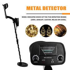 Gtx5060 High Sensitivity Metal Detector Gold Digger Hunter Waterproof Coil X9N6