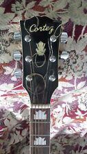 1970s Acoustic Cortez Jumbo Guitar Model J-200 ~ Mint!