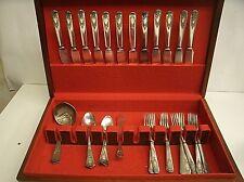 29 pc. Associated Silver Co, Yourex, Marjo Nell Pattern 1903