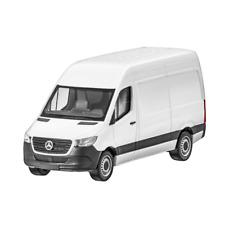 Mercedes Benz W 907/910 SPRINTER Box Truck/Van 2018 White 1:87 NIP