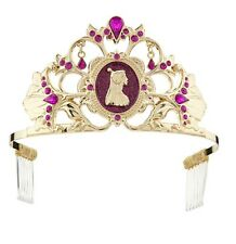Disney Deluxe Mulan Chinese Princess Tiara Costume Headband Girls Crown NEW