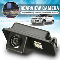 CCD Reverse Rear View Camera Parking Cam for FORD MONDEO FIESTA FOCUS S-Max KUGA