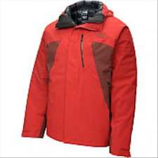 THE NORTH FACE PLASMA THERMOBALL RAGERD RED tg-S