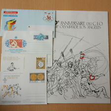 Olympiade 1984, Sport - LOT 28 Belege/Covers